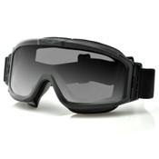 Black Alpha ballistic goggles