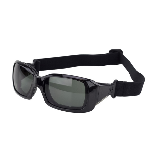 Black Ava smoke lens convertibles