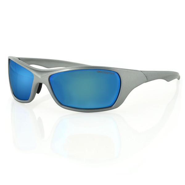 Silver Bolt smoke lens sunglasses