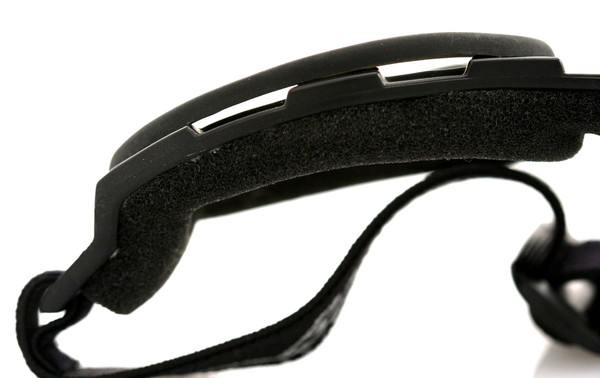 Bugeye II interchangeable goggles