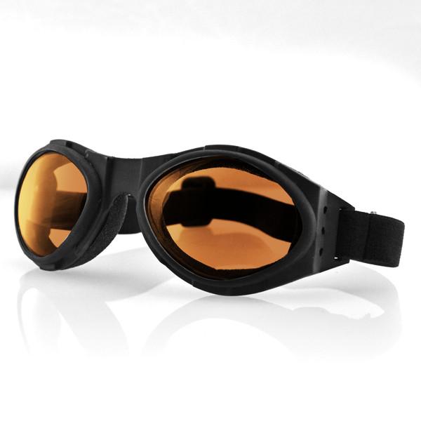 Bobster Bugeye amber lens goggles