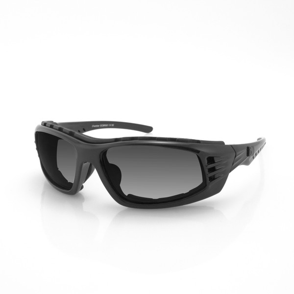 Chamber smoke lens sunglasses