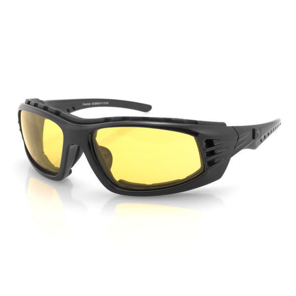 Chamber yellow lens sunglasses