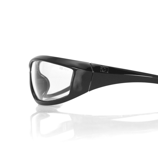 Charger clear lens sunglasses