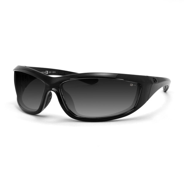Charger smoke lens sunglasses