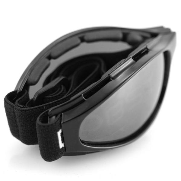 Crossfire smoke lens goggles