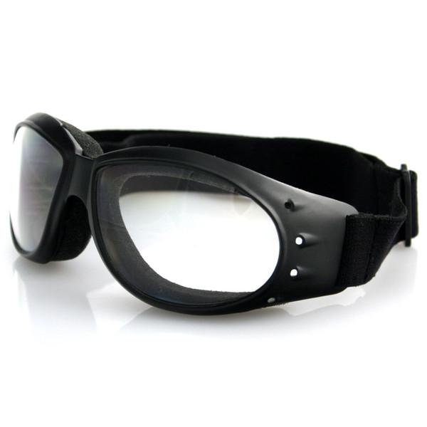 Cruiser clear lens goggles