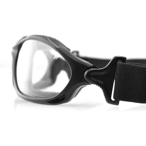 DZL photochromic goggles