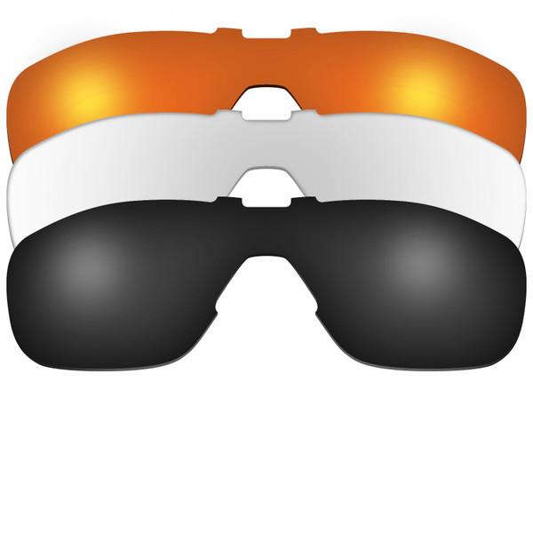 Enforcer interchangeable sunglasses