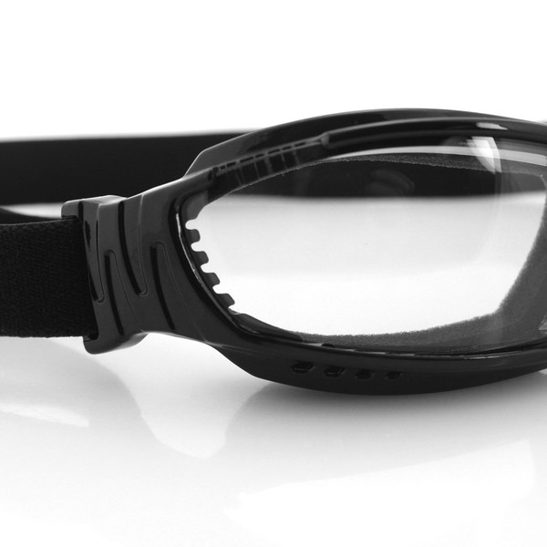 Flux photochromic goggles