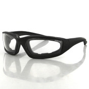 Foamerz clear lens Z87 sunglasses