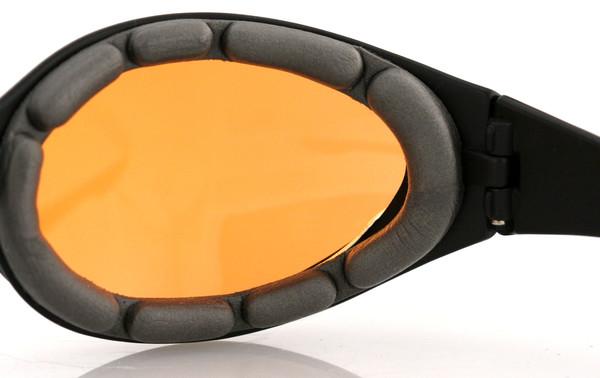 Foamerz amber lens sunglasses
