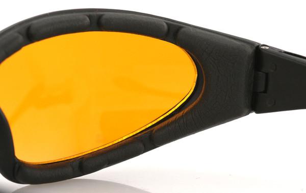 GXR amber lens sunglasses