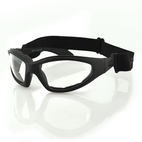 GXR clear lens sunglasses