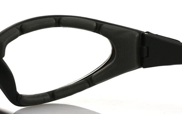 GXR clear lens sunglasses