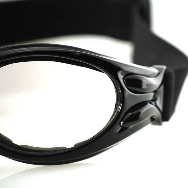 Igniter photochromic goggles