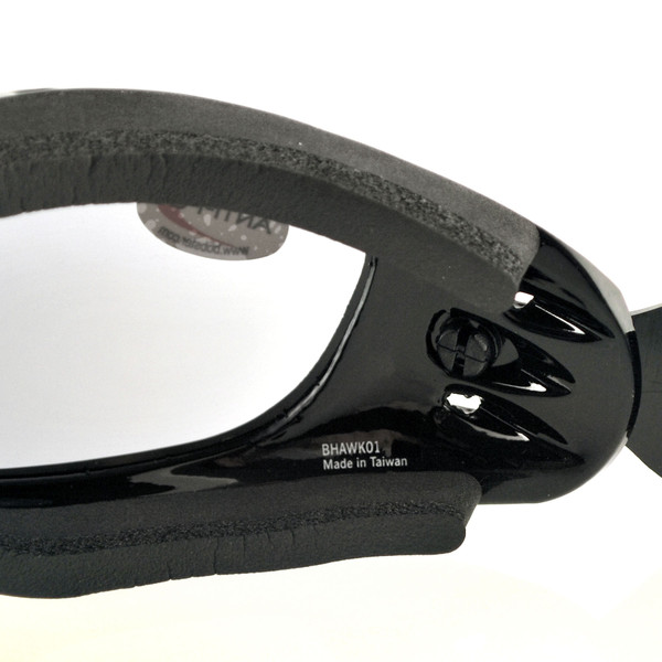 Night Hawk clear lens OTG goggles