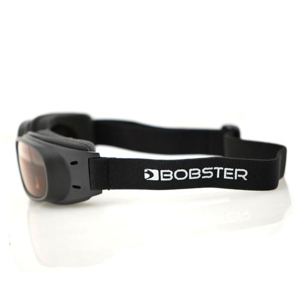 Piston amber lens goggles