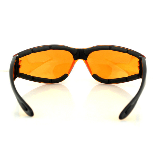Shield II amber lens sunglasses