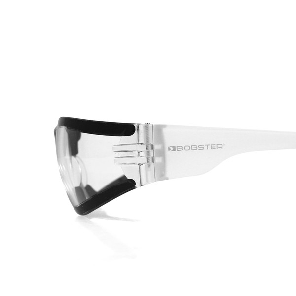 Shield II clear lens sunglasses