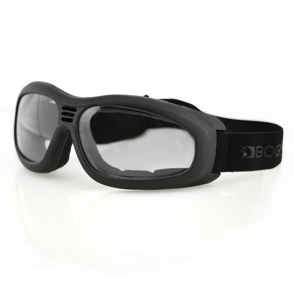 Touring II clear lens goggles