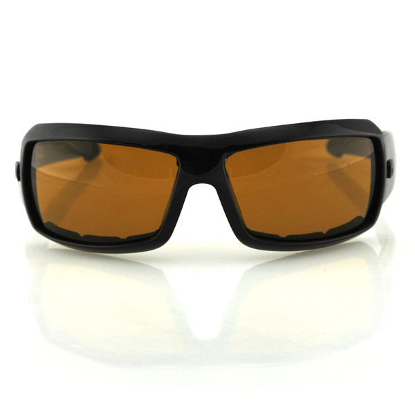 Trike amber lens sunglasses