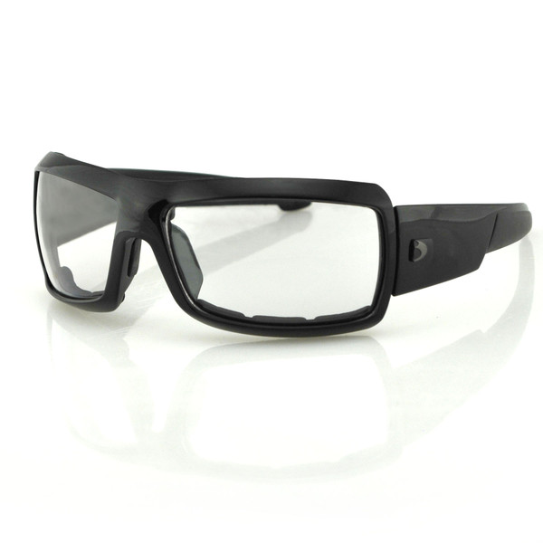 Trike clear lens sunglasses