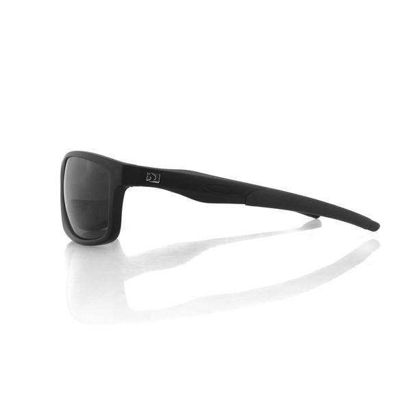 Virtue smoke lens sunglasses