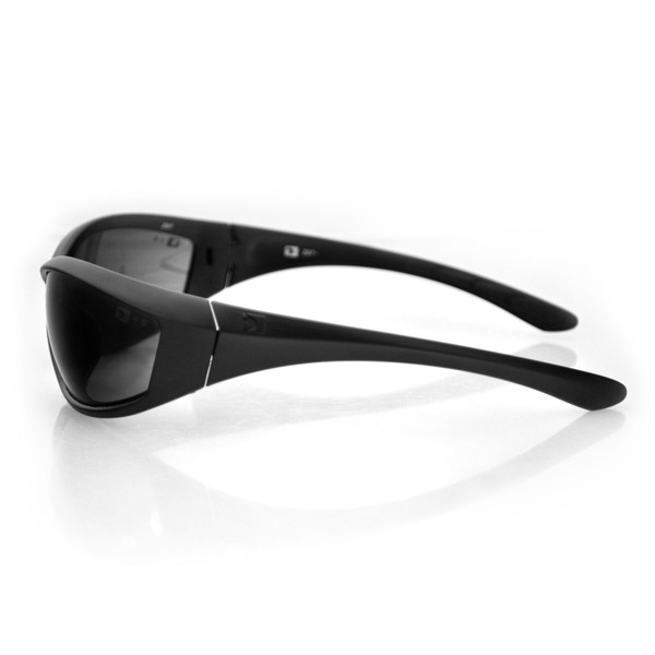 Black Zulu ballistic sunglasses