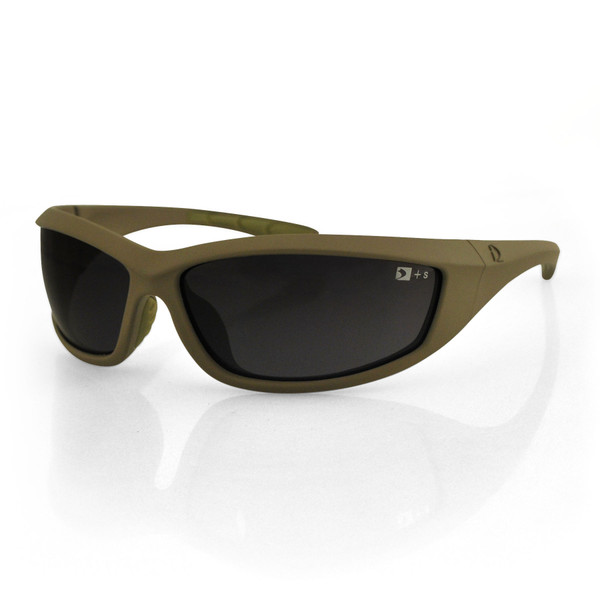Tan Zulu ballistic sunglasses