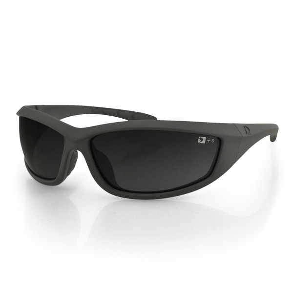 Green Zulu ballistic sunglasses